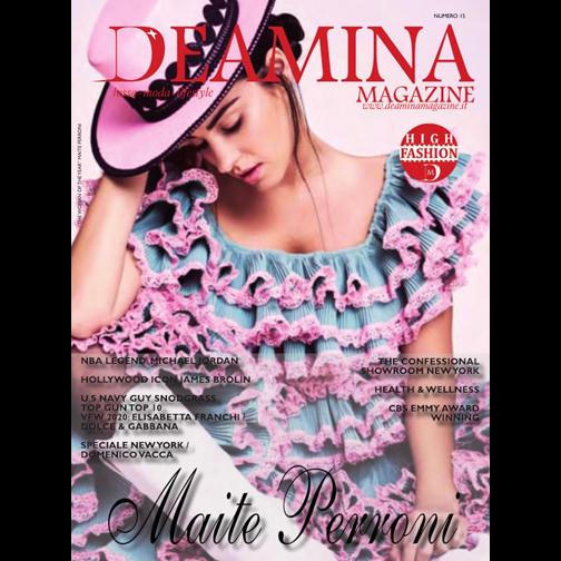 Deamina Magazine