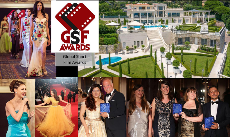 Cannes Global Short Film Awards Gala and Luxury Fashion Shows